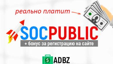 SocPublic - обзор заработка на буксе и отзывы о нем