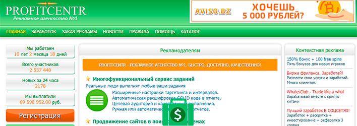 profitcentr - рекламное агентство №1