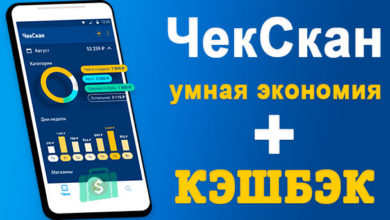 чекскан приложение для экономии денег