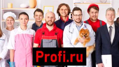 profi - приложение для заработка