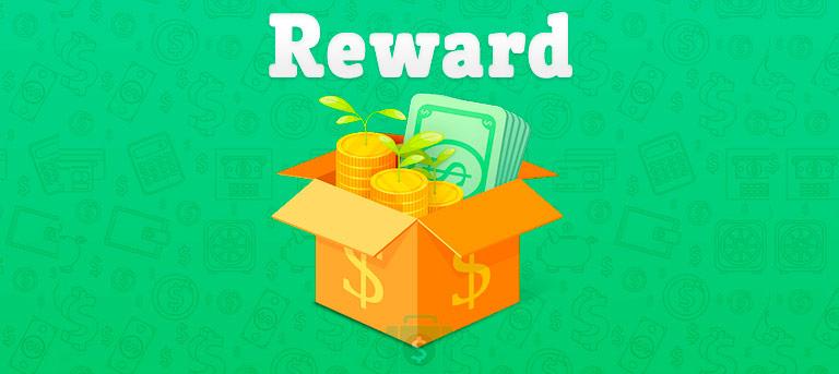 Reward - мобильный заработок на заданиях
