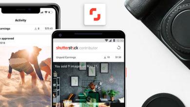 Photo of Shutterstock Contributor — самый популярный фотосток для заработка