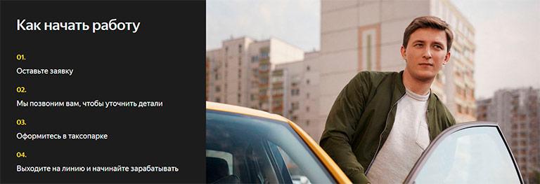 Как устроиться в Яндекс.Такси