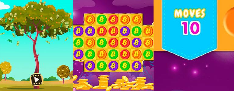 Bitcoin Blast приложение для заработка биткоинов