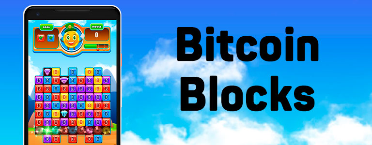 Bitcoin Blocks - вторая игра для заработка биткоинов на телефоне