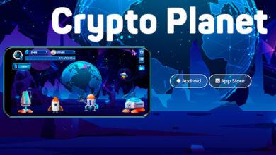 Crypto Planet - игра для заработка криптовалюты PHT
