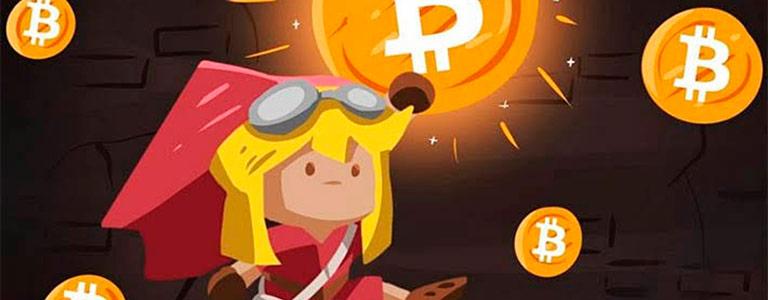 биткоин игры