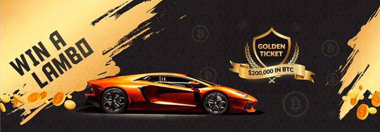 Розыгрыш Lamborghini Huracan в лотереи