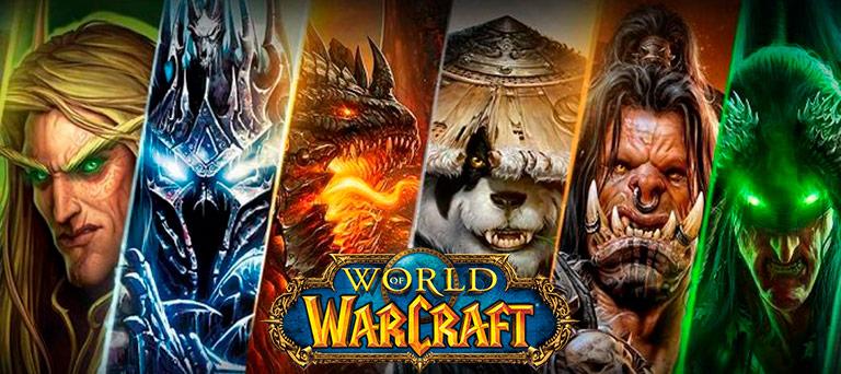 World of Warcraft - самая лучшая игра для заработка реальных денег