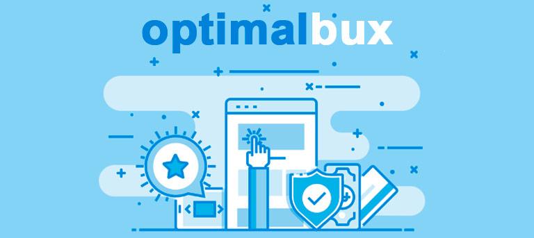 optimalbux - третий букс от создателя scarlet clicks и gptplanet
