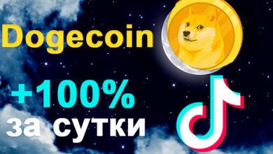 Photo of Почему Dogecoin вырос в цене на 100% за сутки