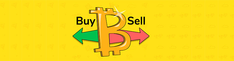 Торговля на биржах биткоином