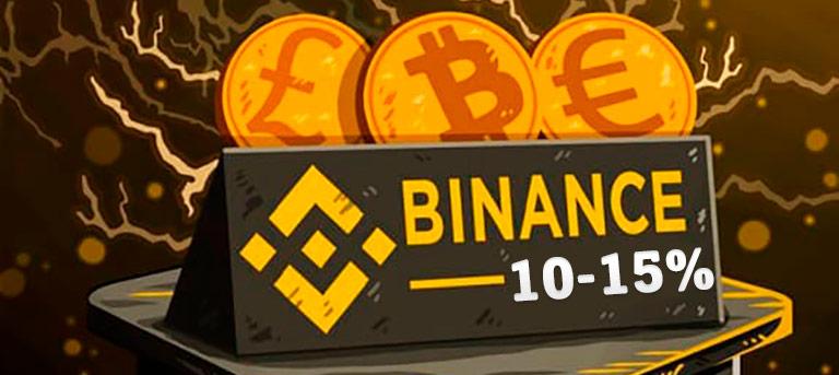 Binance - обзор заработка на бирже криптовалют